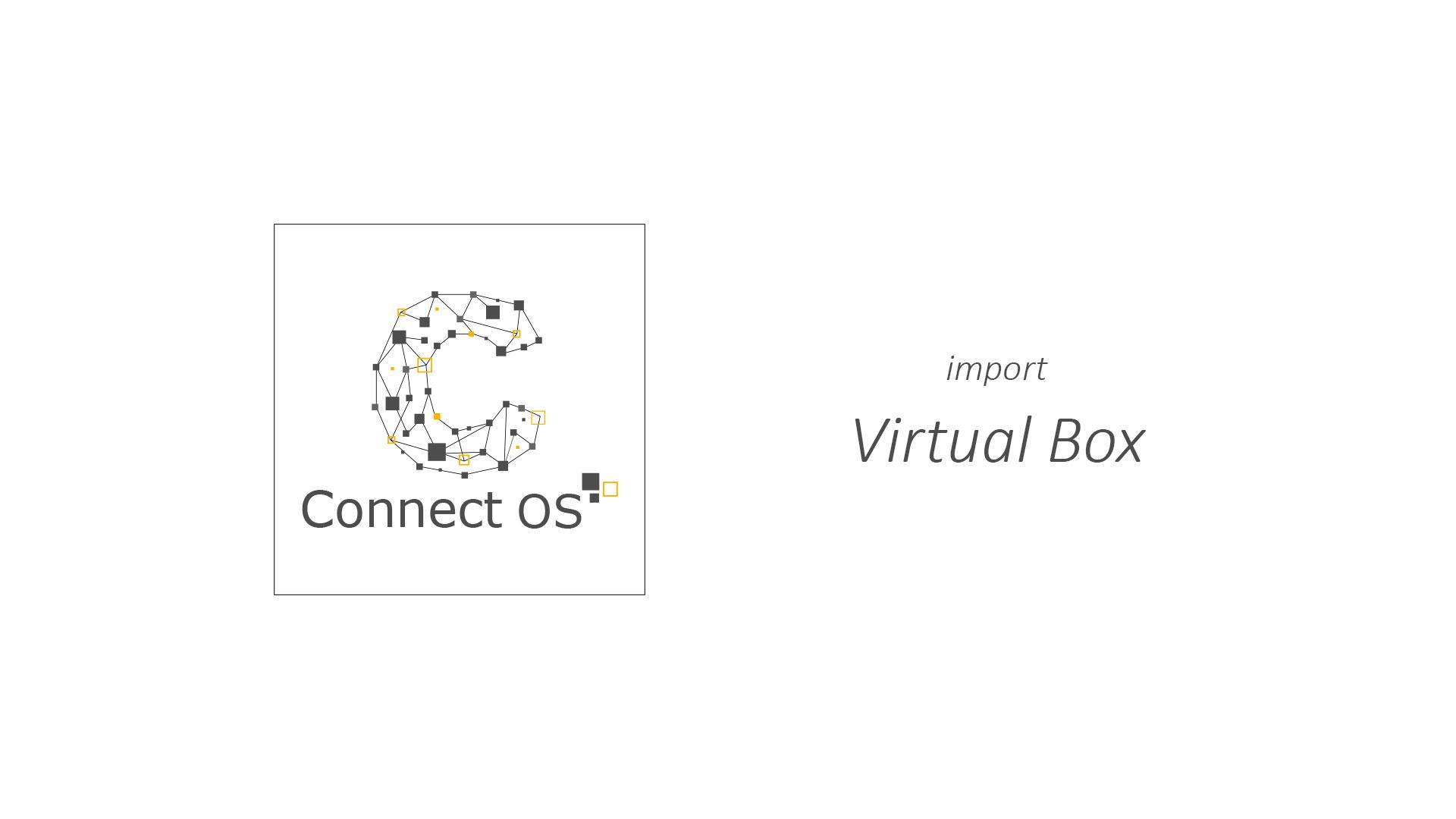 VirtualBox ConnectOS